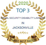 2020 Top 3 Social Security Disability Lawyers